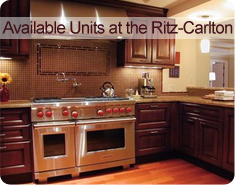 Available listings at the Ritz-Carlton