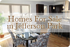 Homes for sale in Jefferson Park