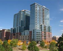Denver's Glass House Exterior