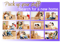 Search for a new home