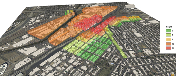 Proposed Rezoning for Rino