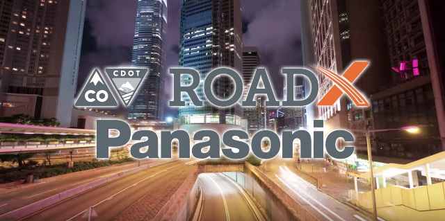 Partnership between Road X and Panasonic