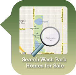 Search Homes in Wash Park