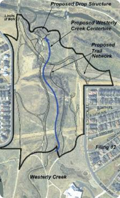 Stapleton's Westerly Creek North Construction