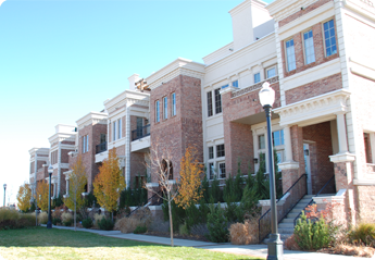 Denver Brownstone Homes