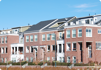 McStain Penthouse Row Homes