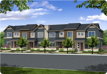 Century Communities Villa Plan