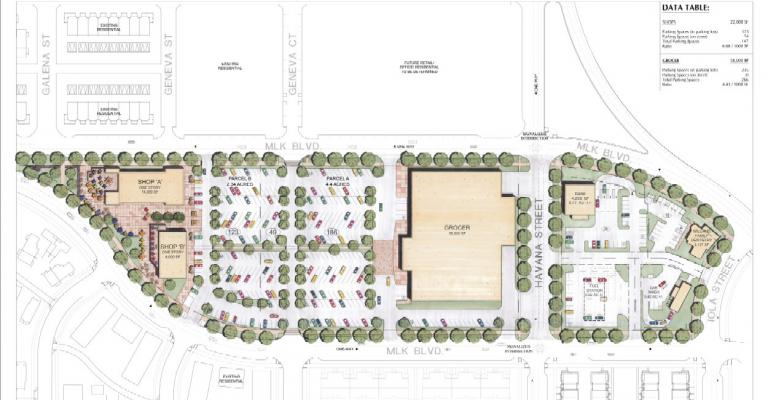 Eastbridge Stapleton Towncenter concept plan