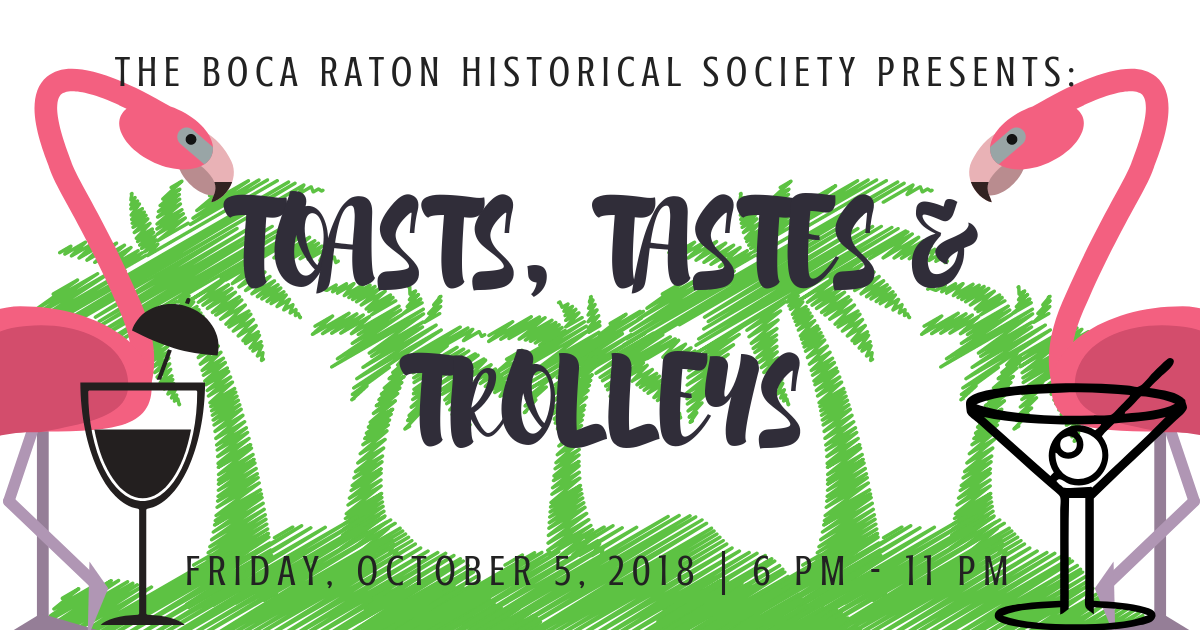 7th Annual Toasts, Tastes, & Trolleys