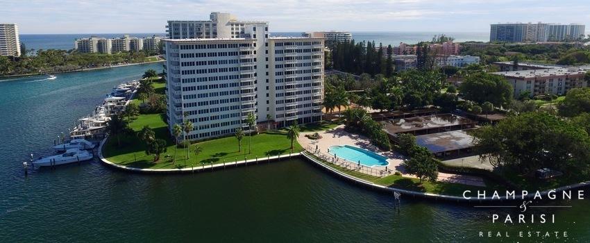 Boca Inlet Condominiums