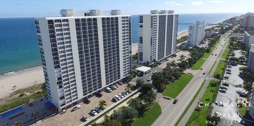 Ocean Towers Boca Raton