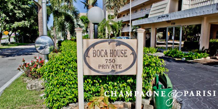 Boca House Condo