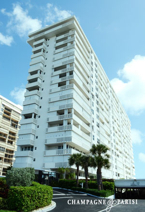 Cloister Beach Towers Boca Raton FL