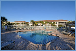 Poolside at Arielle Condominiums Sarasota, FL