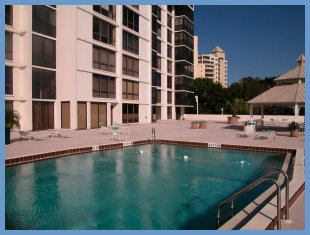 Downtown Sarasota area condominiums