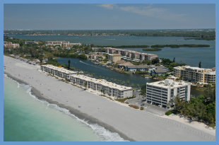 Condominums on Siesta Key, FL