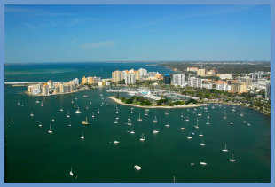 Luxurious downtown waterfront community, Sarasota