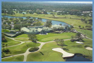 Golf Course Community in Sarasota, FL