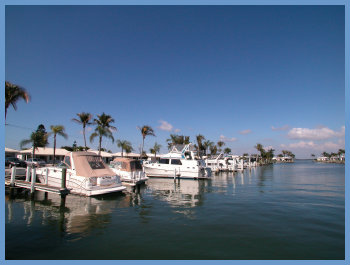 Spanish Main waterfront community Longboat Key