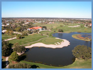 Sarasota Golf Course Community