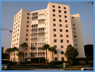 Downtown Sarasota Highrise, Regency House