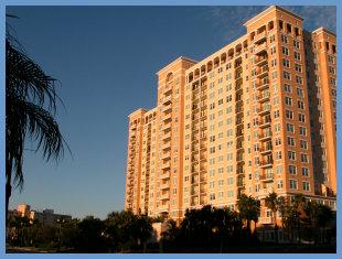 Downtown Sarasota area condominiums