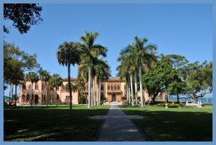Ringling Mansion, Sarasota, FL