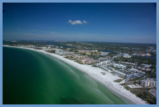 Siesta Key beachfront