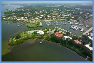 Boating community of Soutbay, Sarasota