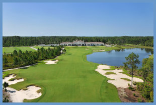 Golf Course in Lakewood Ranch, FL