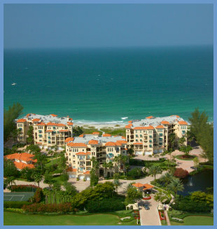 Longboat Key condos on the Gulf