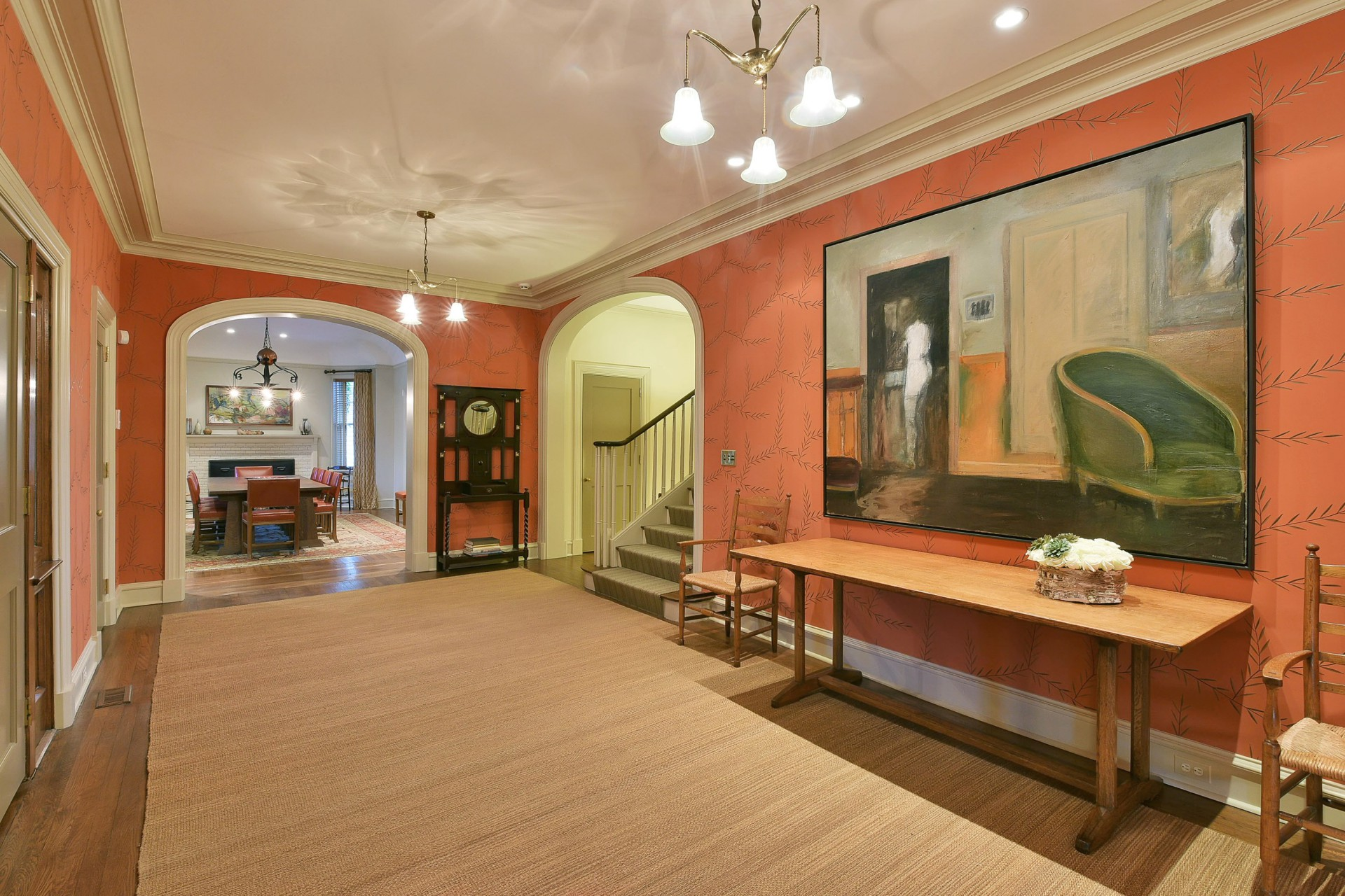 40 Beekman Terrace Entry Hall