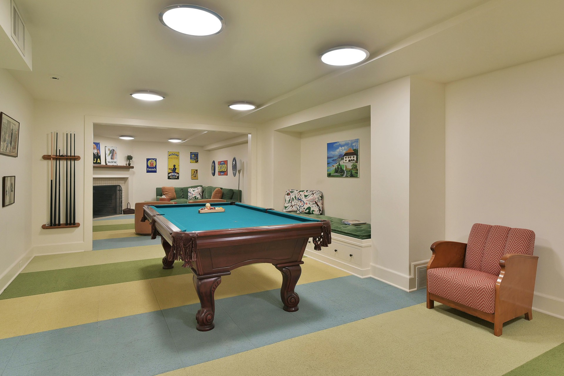 40 Beekman Terrace Recreation Room
