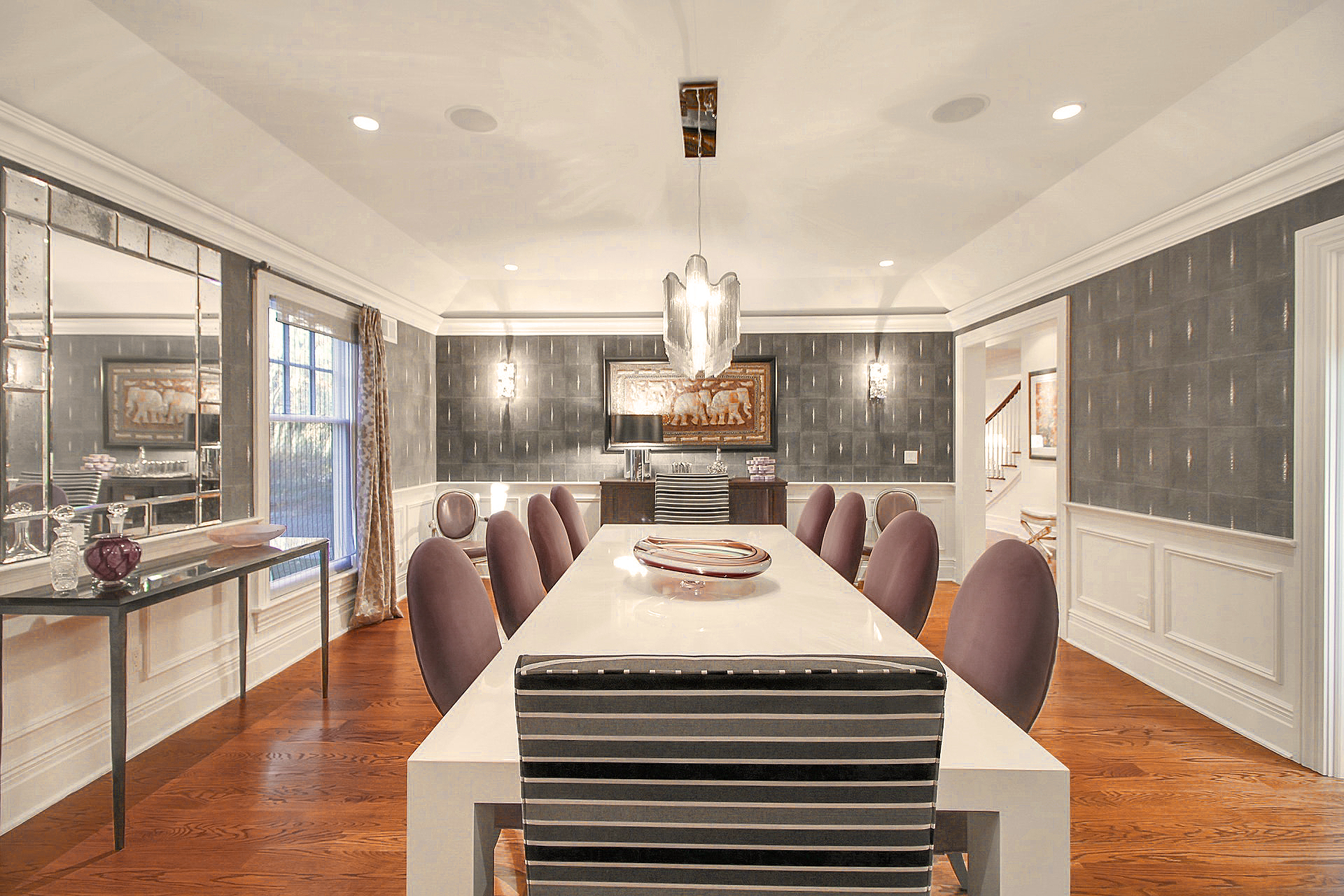 100 Stewart Road - Dining Room