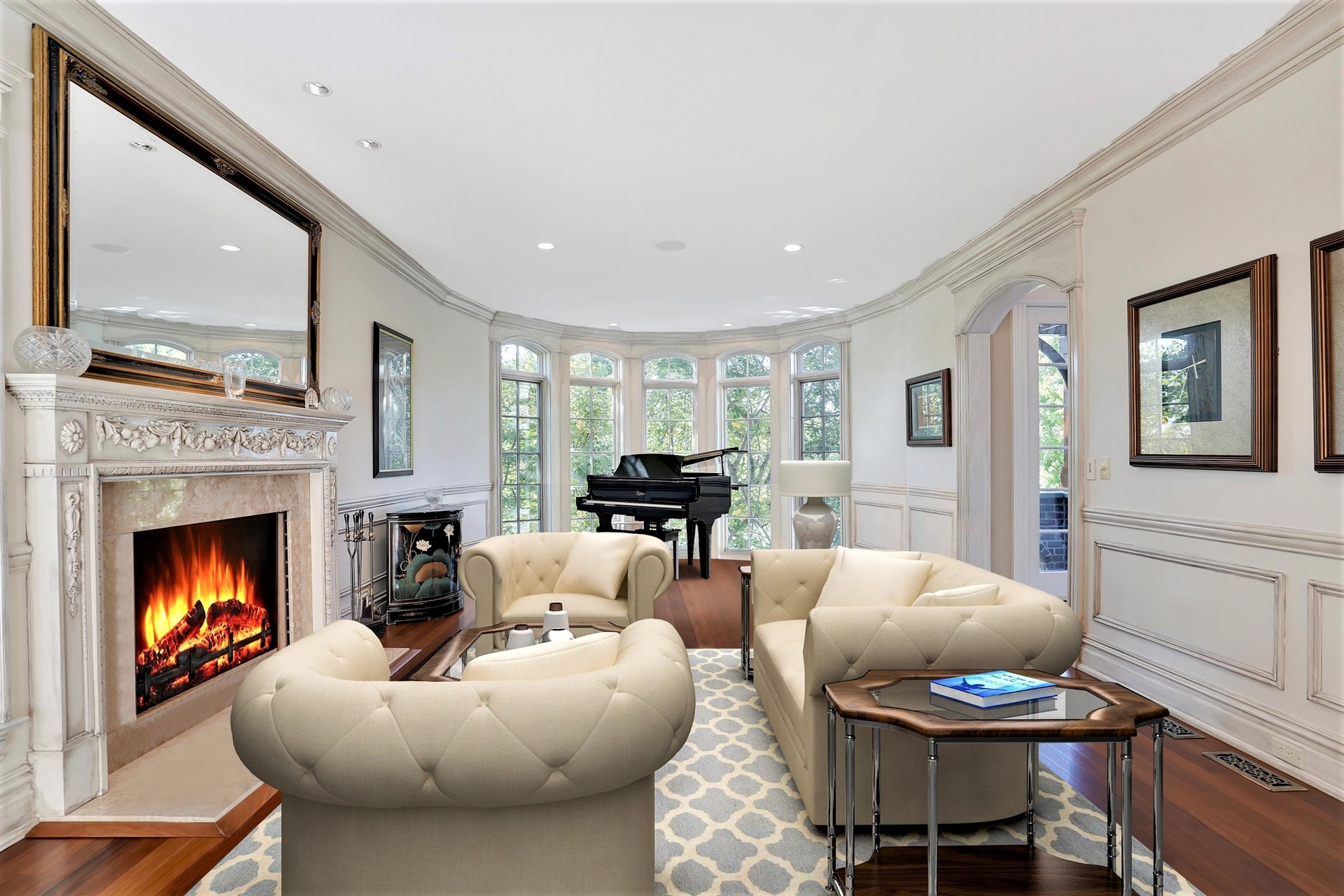 11 Notch Hill Drive Living Room