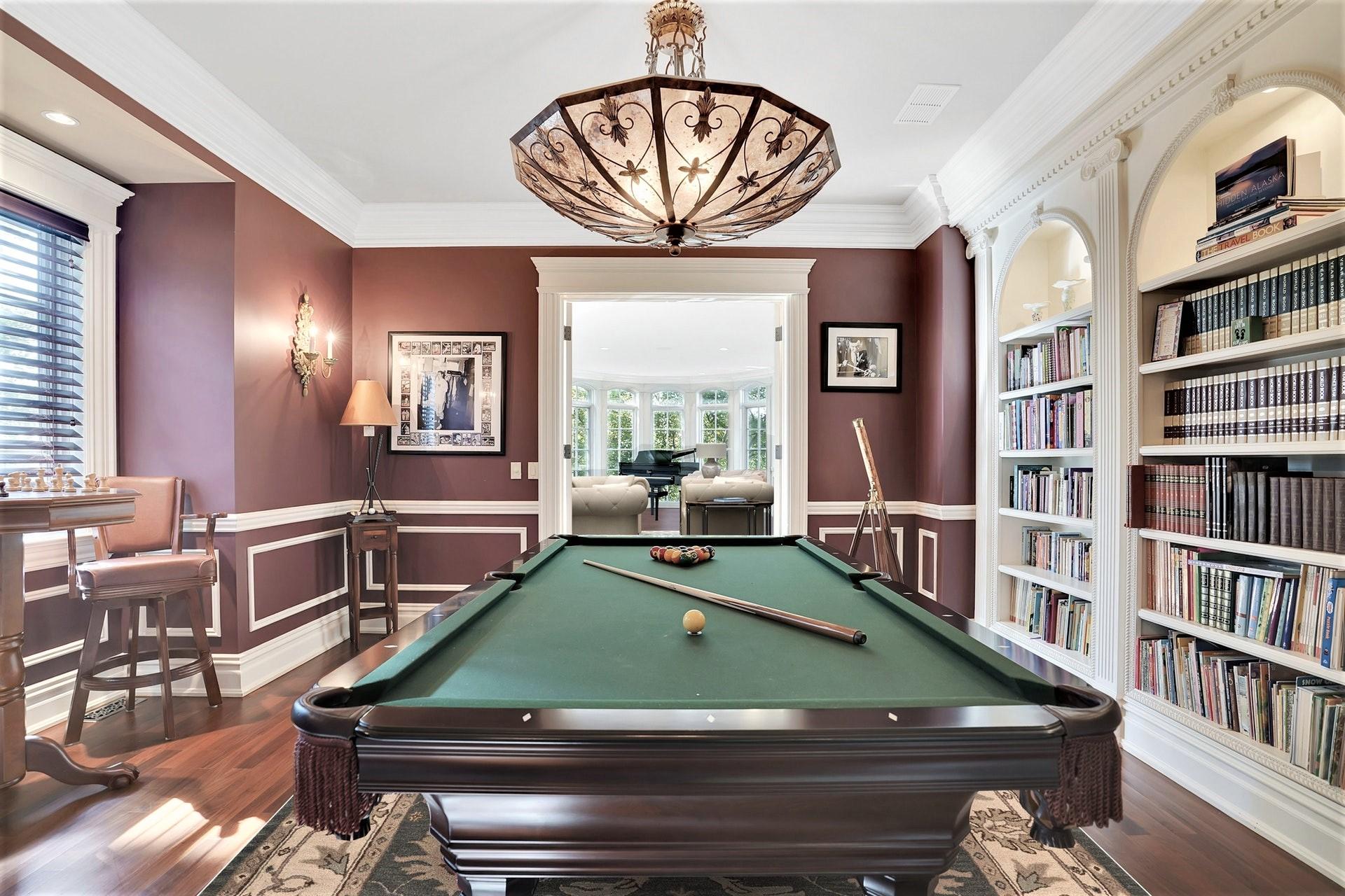 11 Notch Hill Drive - Billiard Room