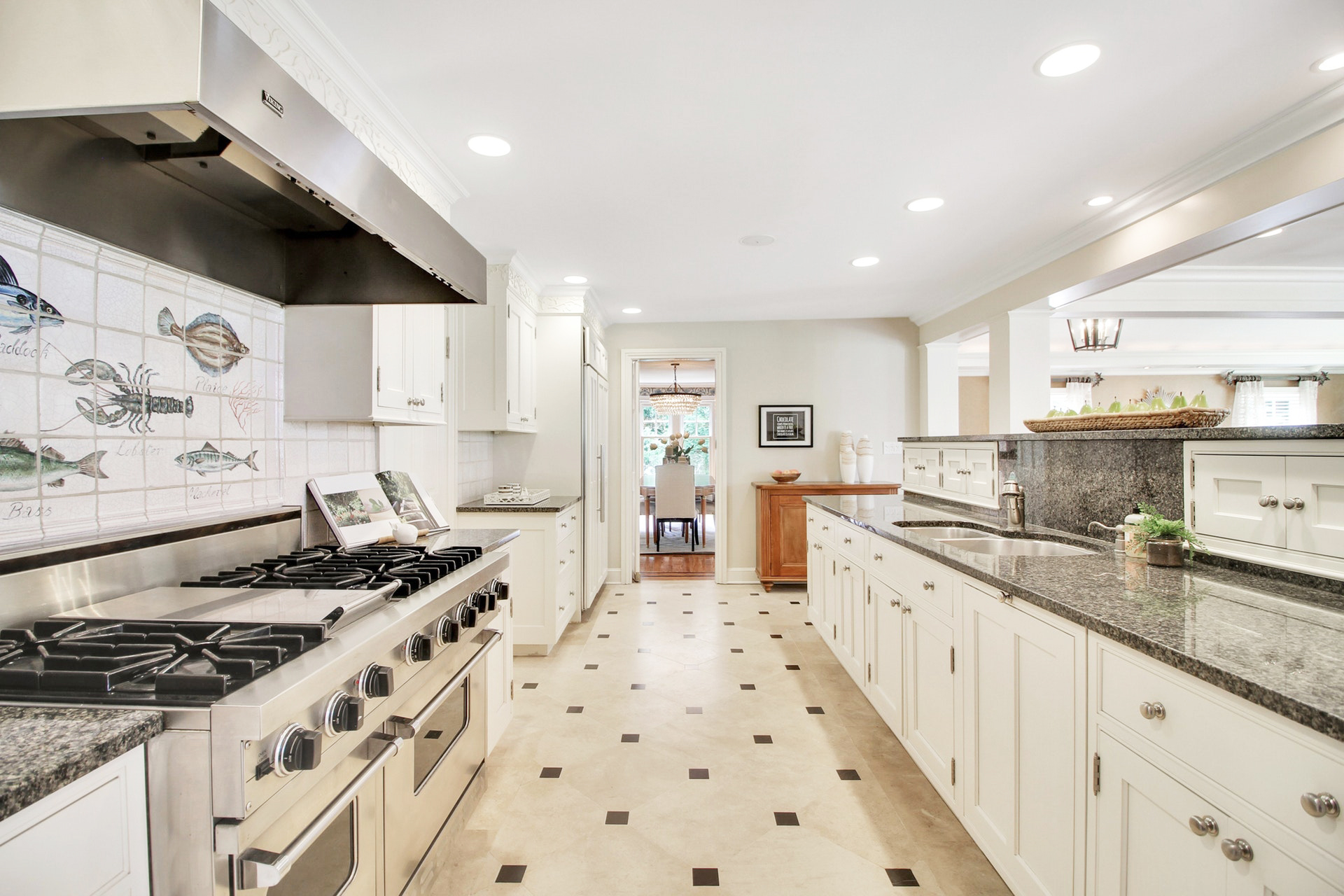 135 Stewart Drive Kitchen