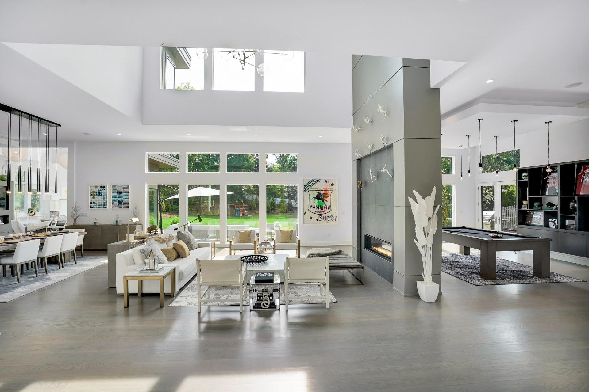171 Highland Avenue Living Room