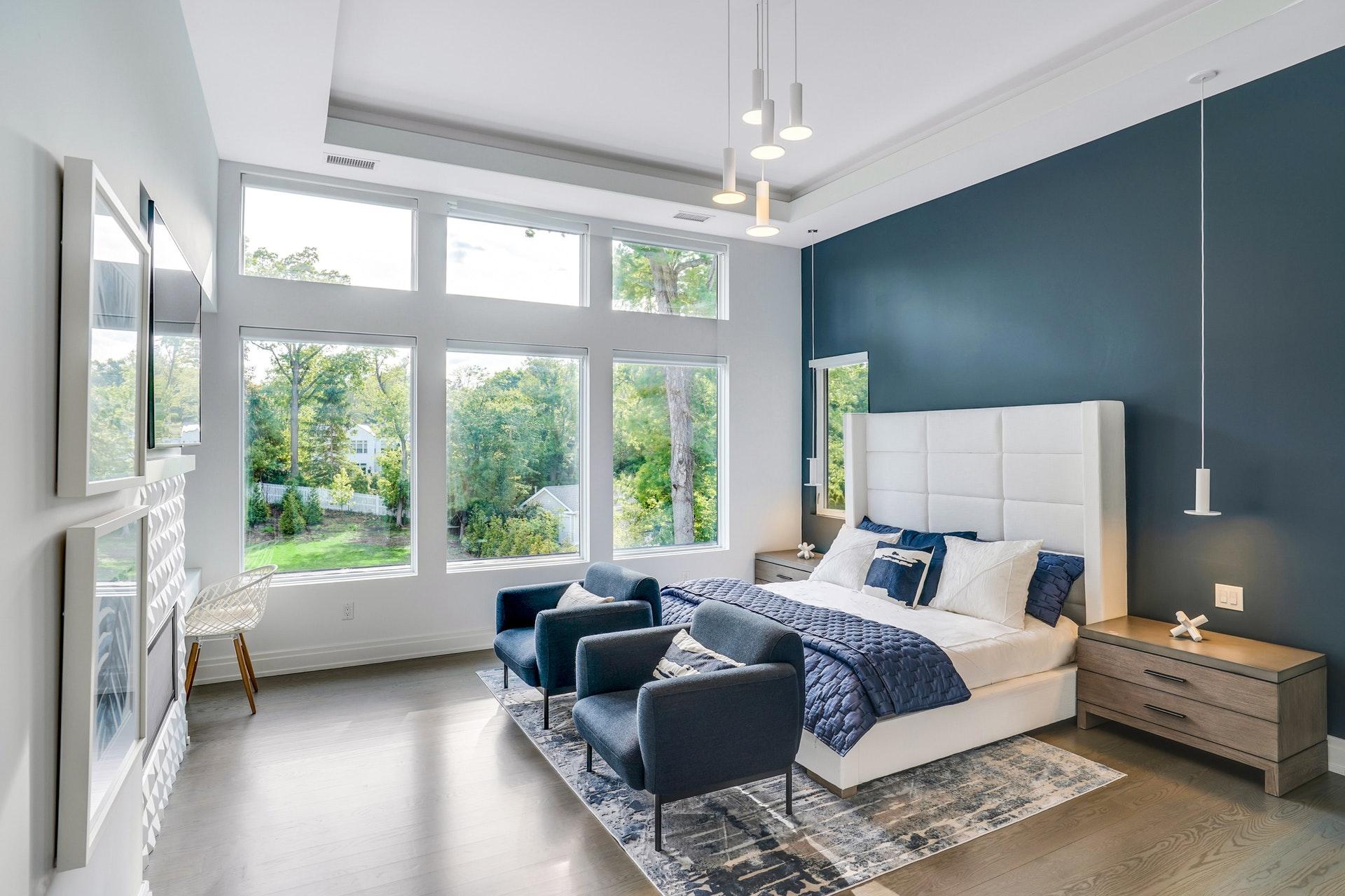 171 Highland Avenue Master Bedroom