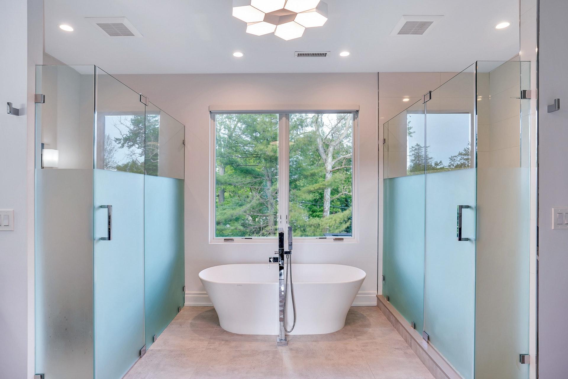 171 Highland Avenue Master Bath