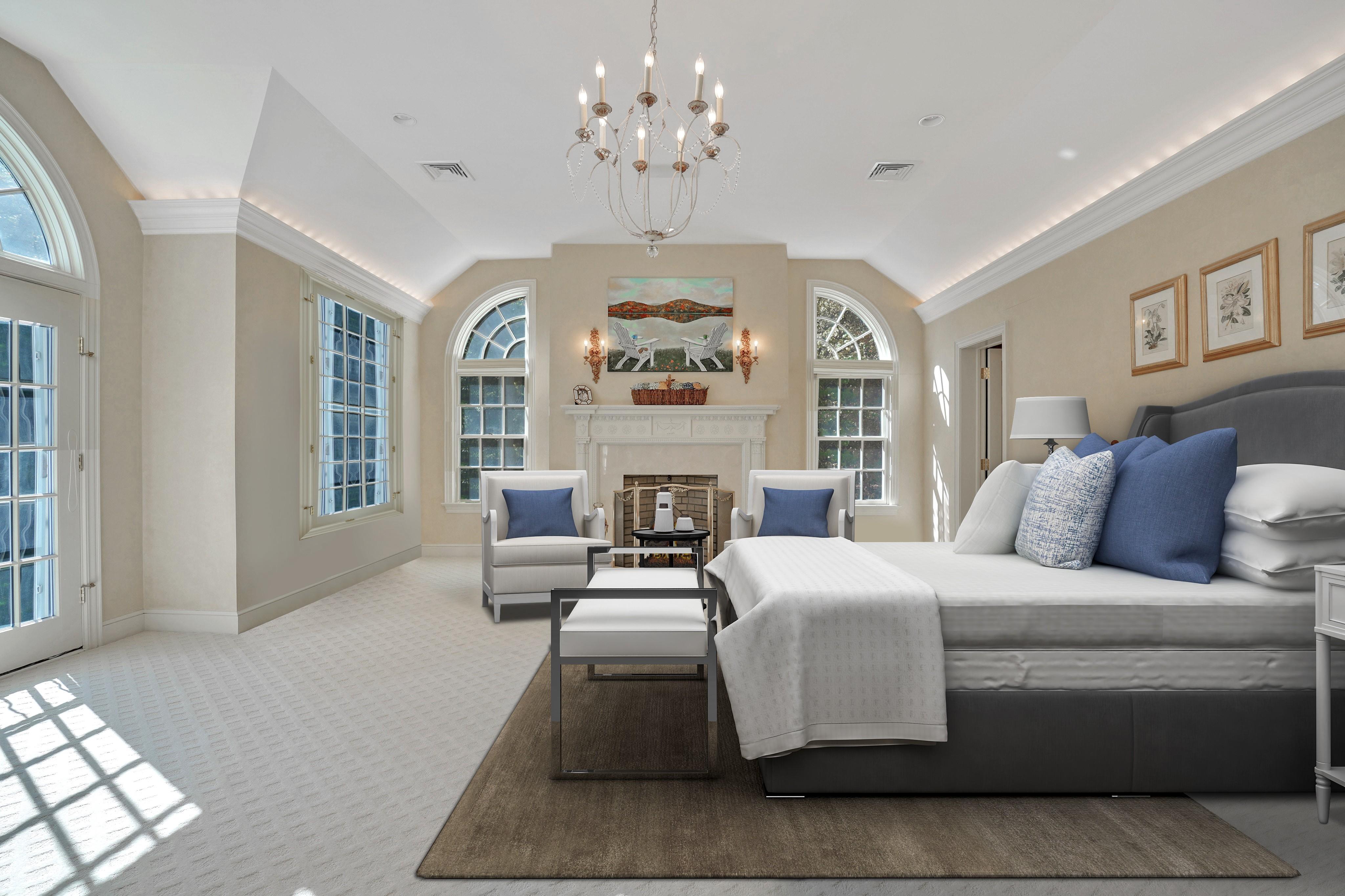 195 Highland Avenue Master Suite
