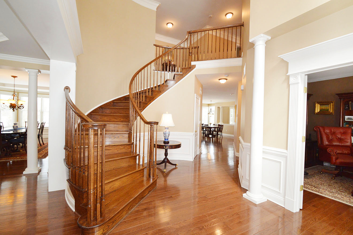 1 Olmsted Lane Foyer