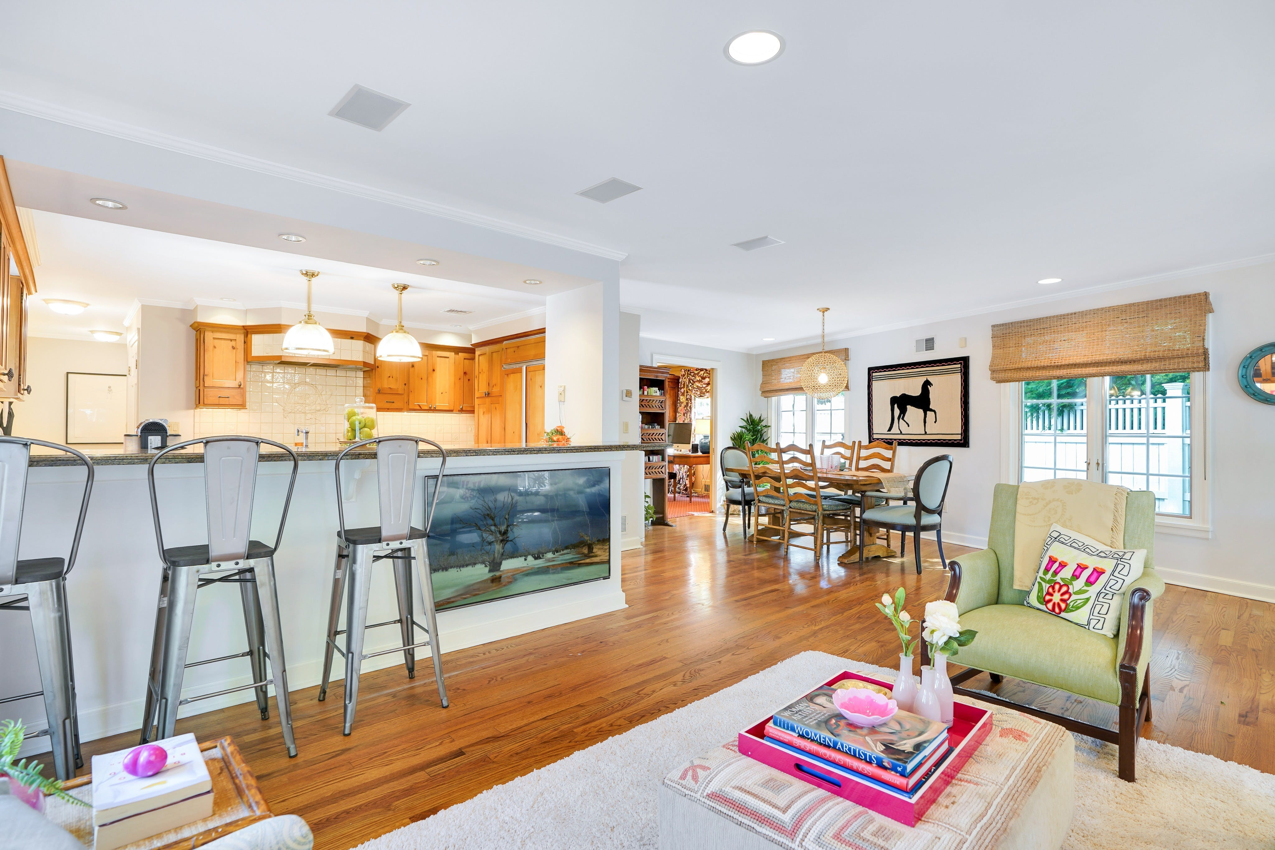 25 Knollwood Road - Family Room