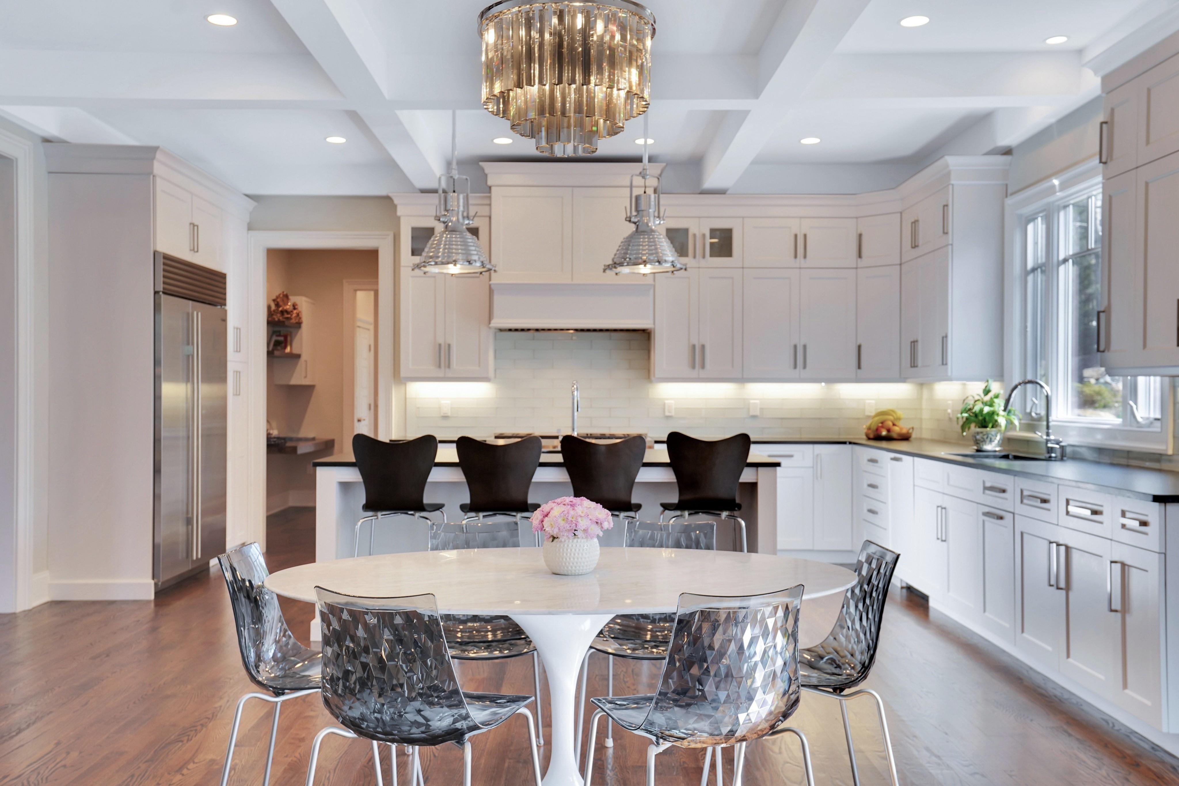 25 Lawrence Drive Kitchen