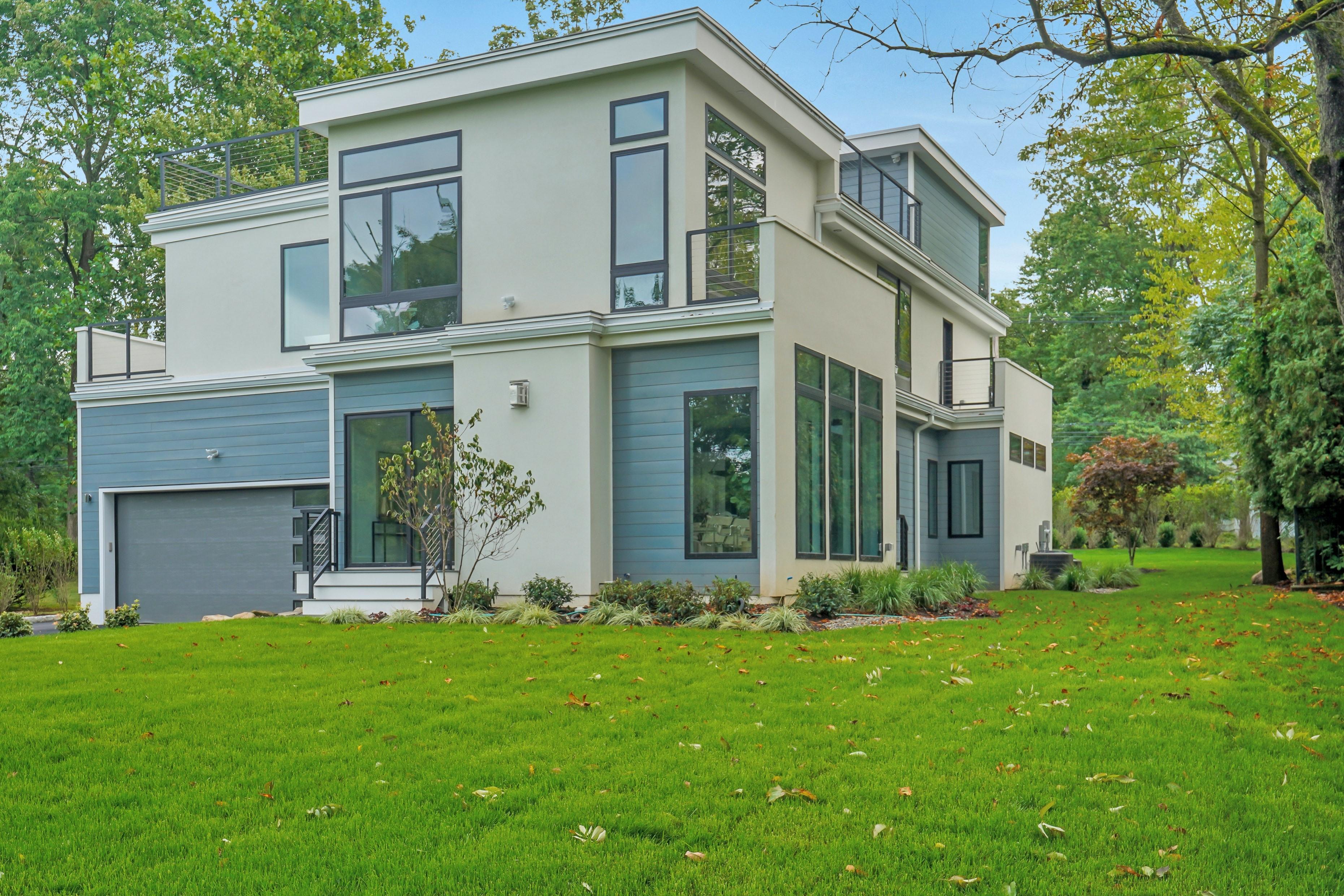 261 White Oak Ridge Road Rear Property