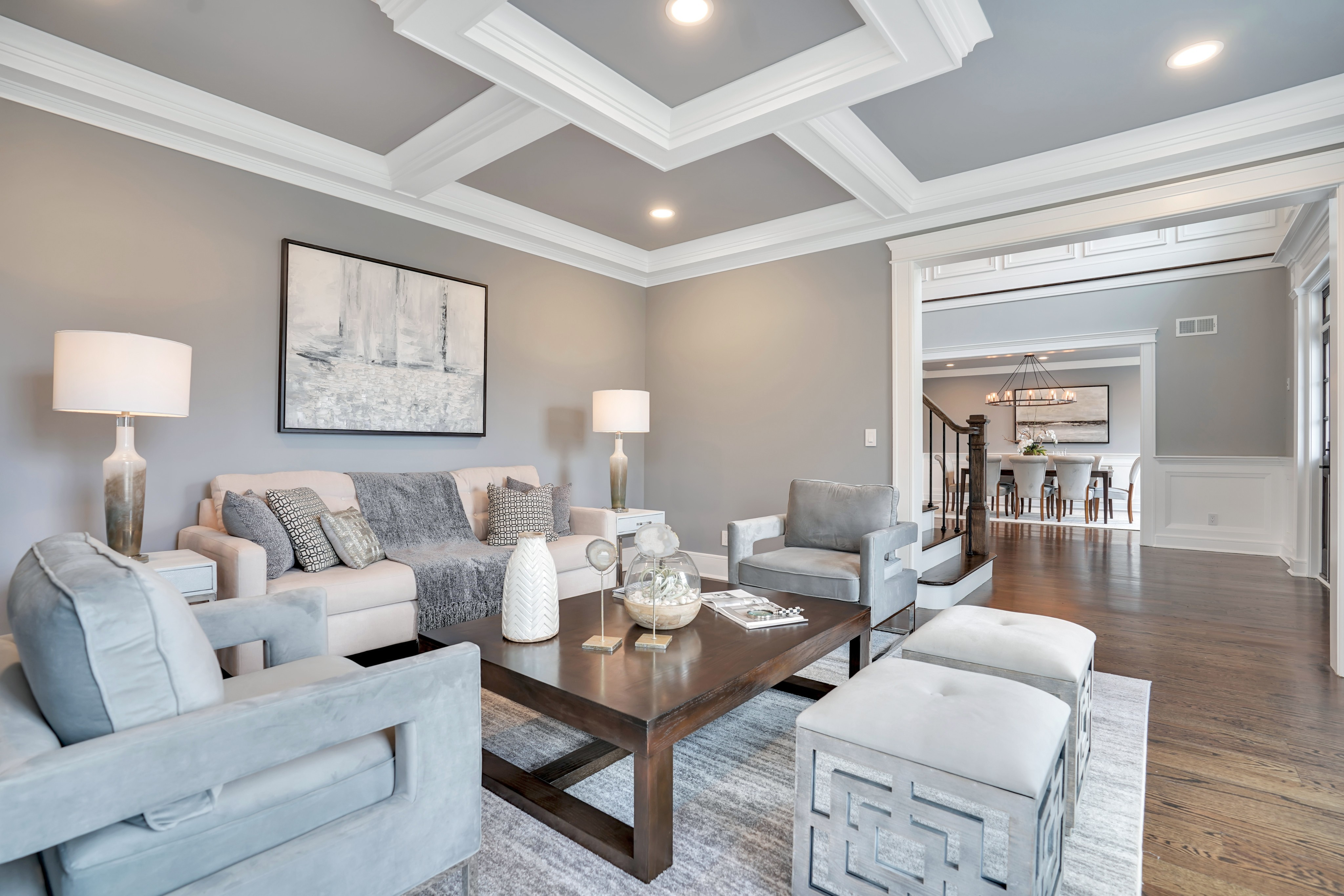 281 Hartshorn Drive - Living Room
