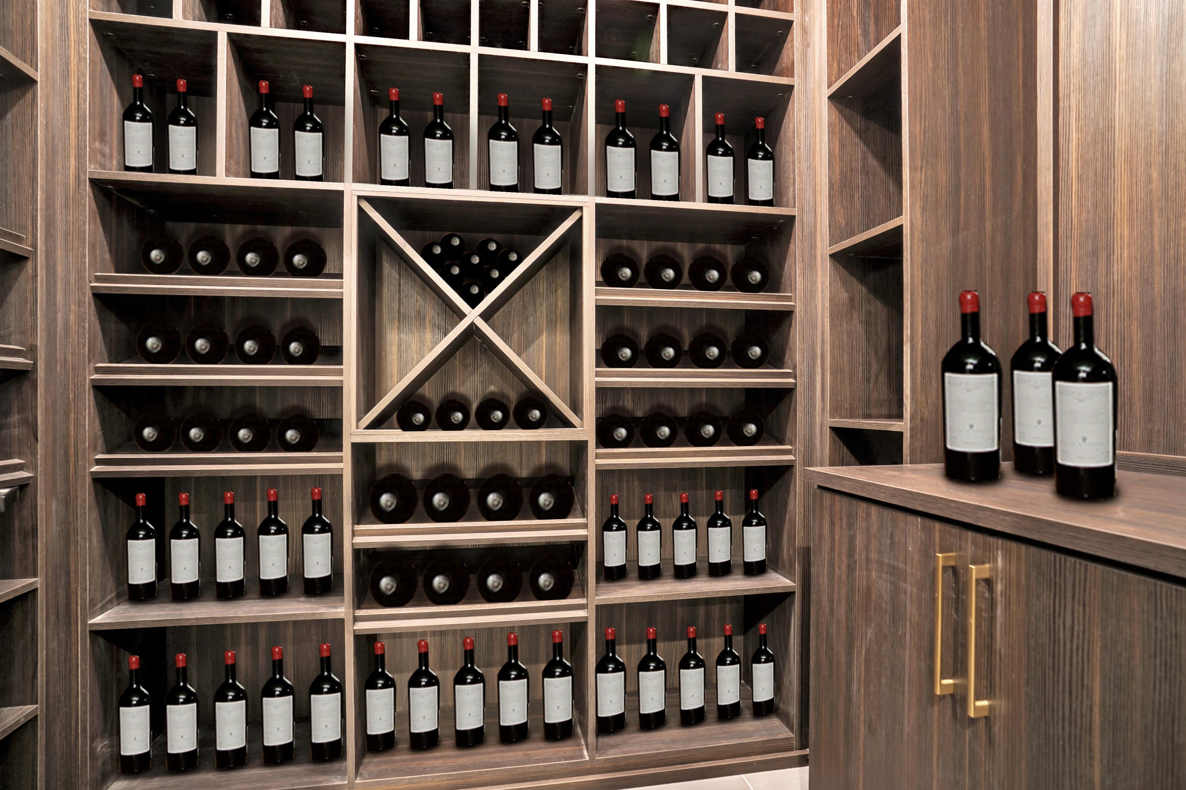 281 Hartshorn Drive Lower Level Wine Cellar