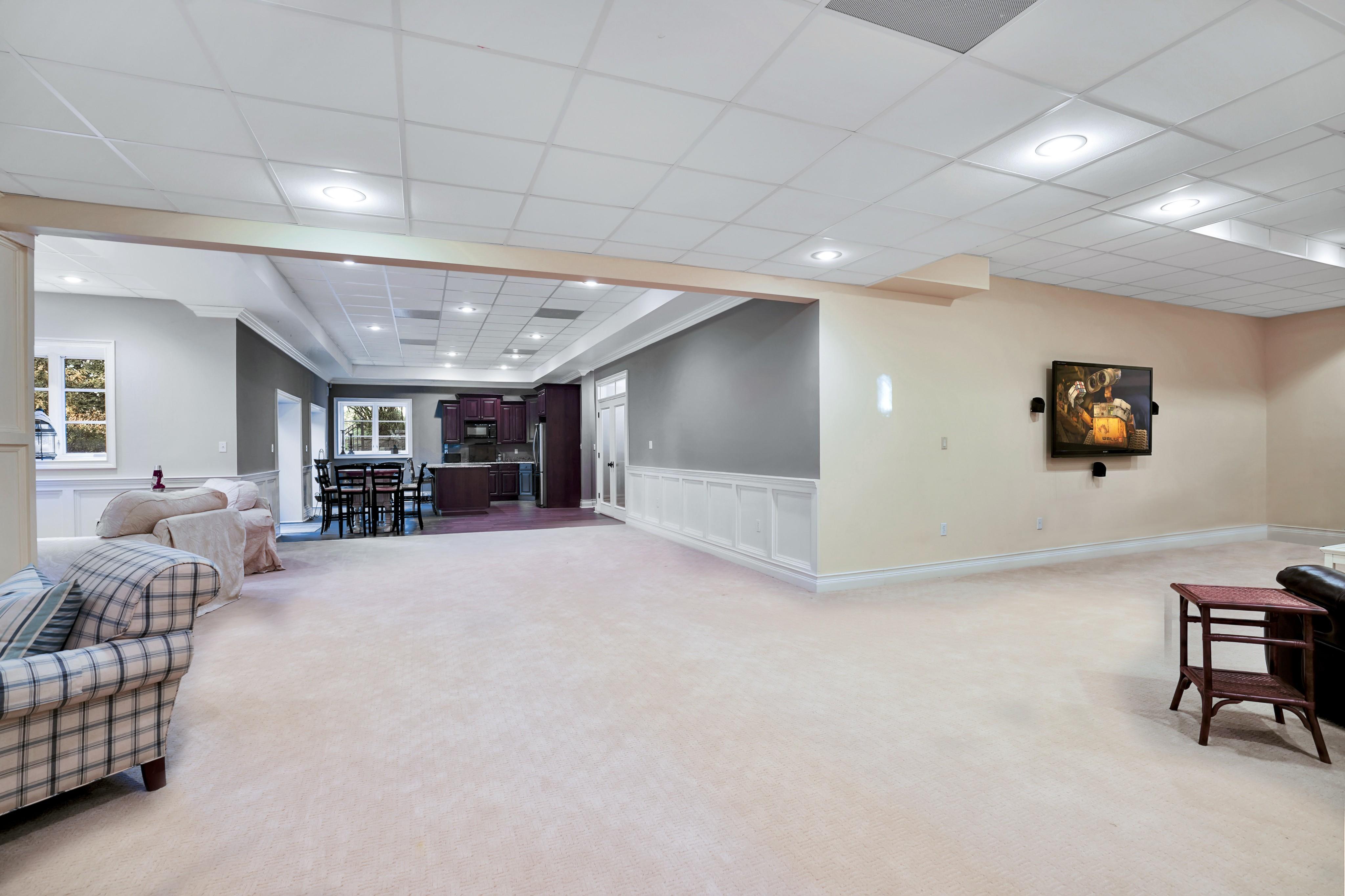 296 Hartshorn Drive - Media Room