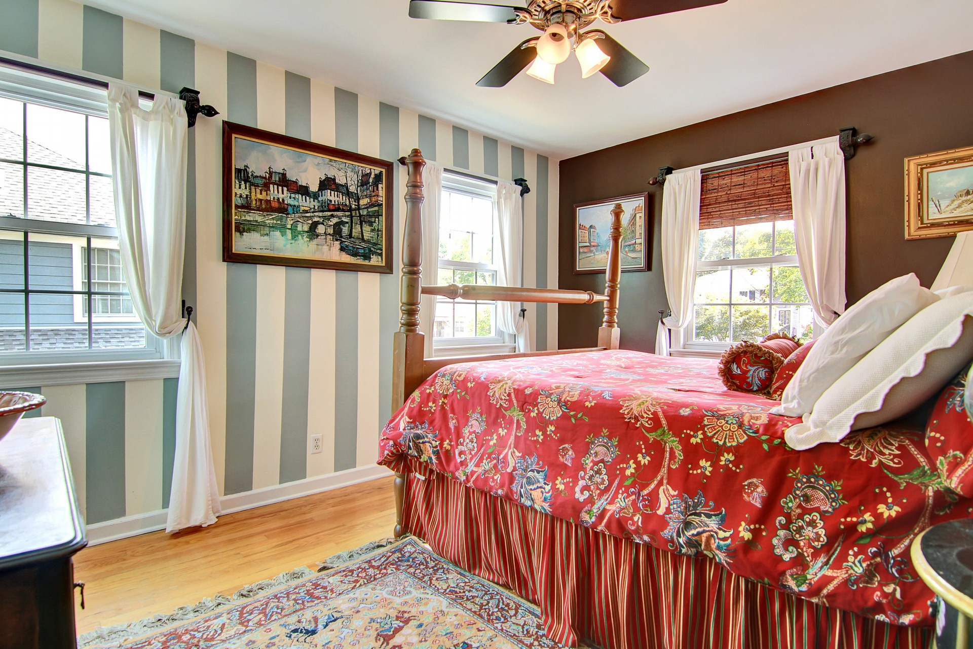 30 Greenfield Avenue Master Bedroom