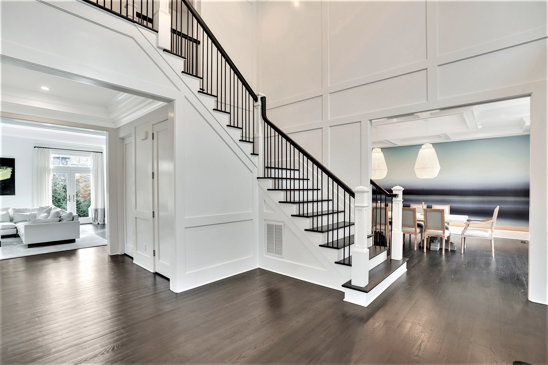 30 Jefferson Avenue Foyer